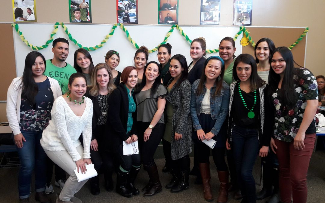LSSNY Celebrates National Social Work Month