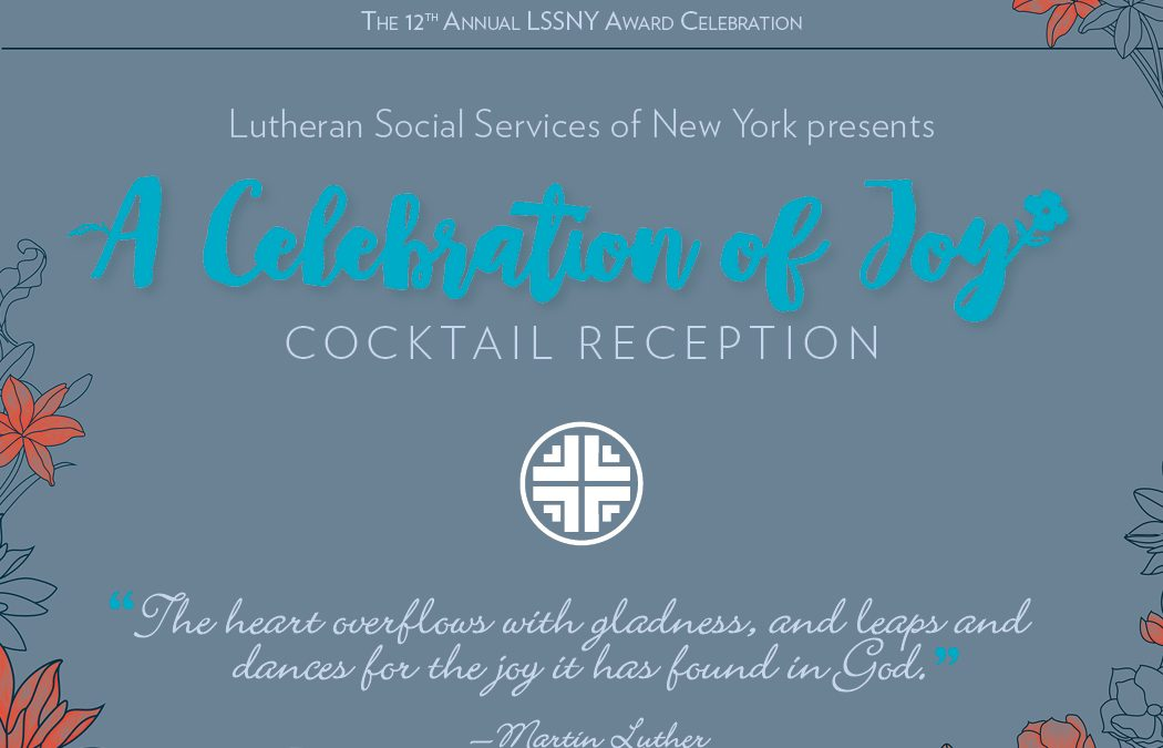 The 12th Annual LSSNY Awards Reception