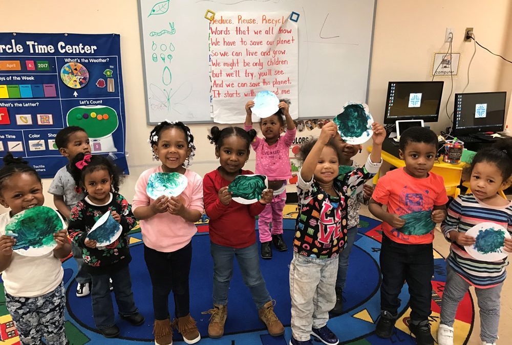 Early LIFE Celebrates Earth Day!